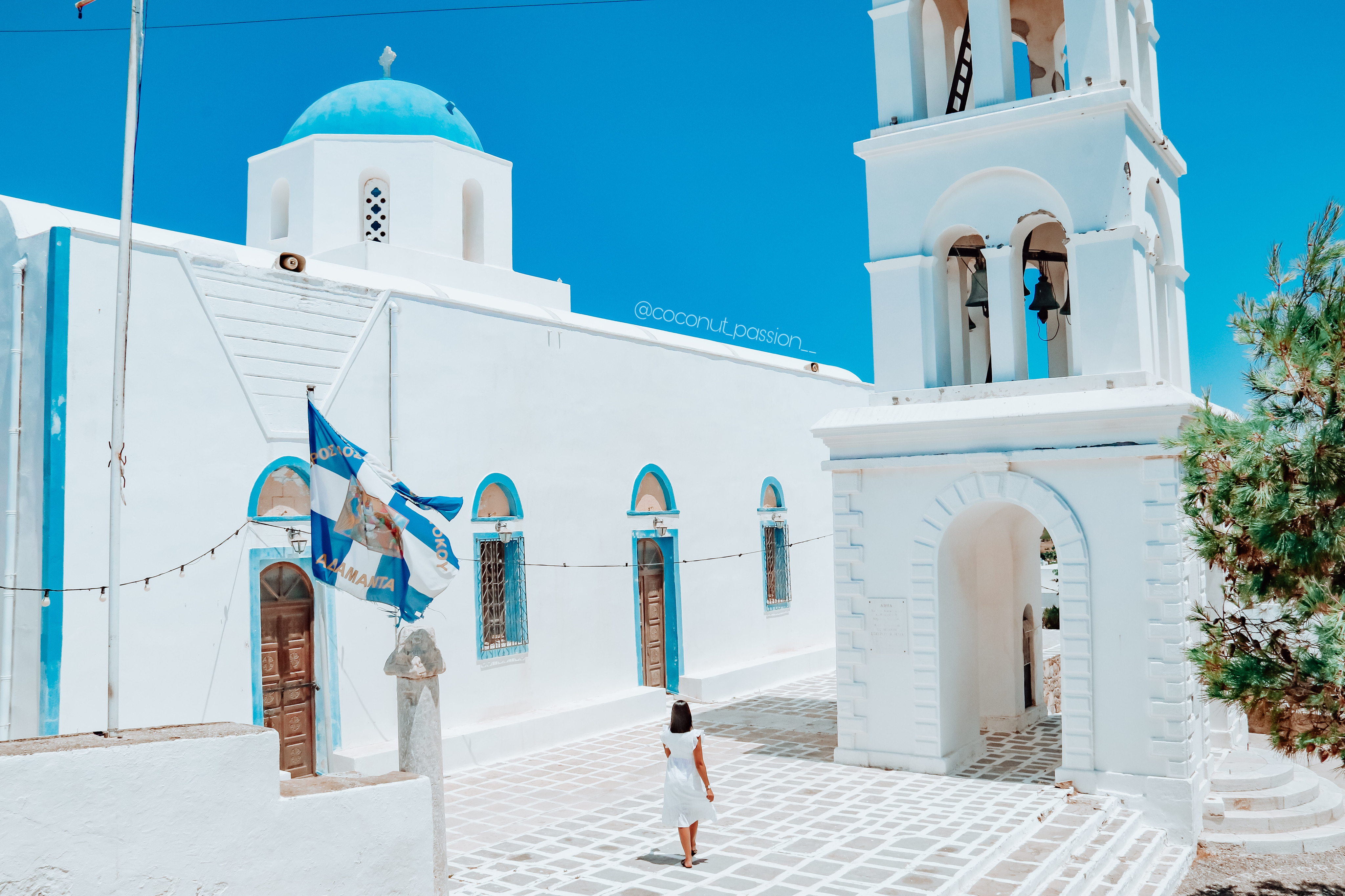 Milos, une île coup de coeur